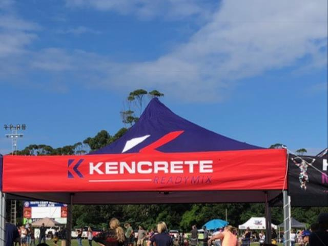 Kencrete proudly supports the South Coast Youth Warriors
